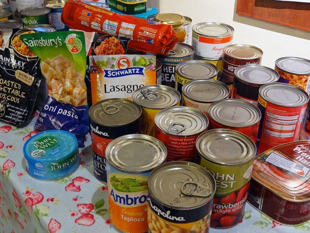 Food Bank Use Increases By Thirteen Per Cent Disability Talk