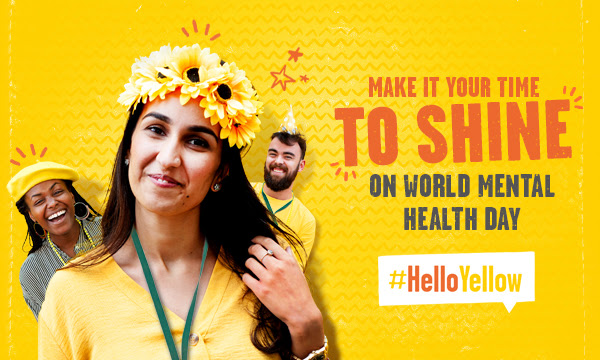 Image result for Young minds wear yellow day